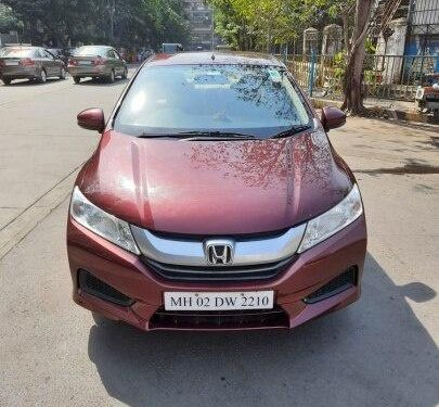 2015 Honda City i-VTEC S MT for sale in Mumbai