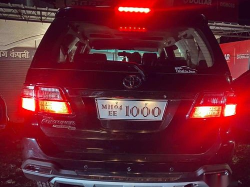 Toyota Fortuner 2009 MT for sale in Nagpur