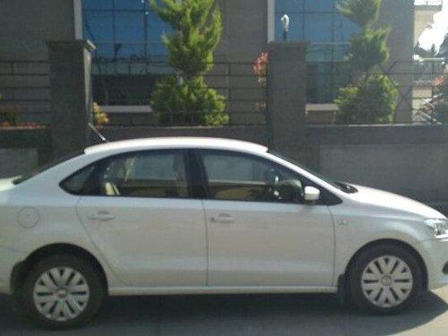Volkswagen Vento Petrol Comfortline 2014 MT for sale in Bangalore