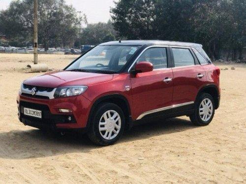 2017  Maruti Suzuki Vitara Brezza LDi MT for sale in New Delhi