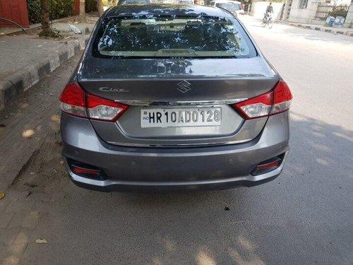 2017 Maruti Suzuki Ciaz Alpha Automatic AT for sale in Gurgaon