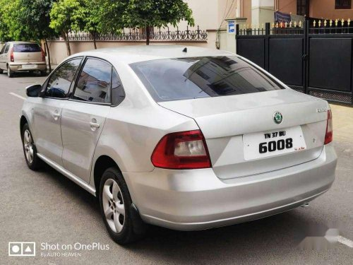 2012 Skoda Rapid 1.6 TDI Elegance MT for sale in Coimbatore-4