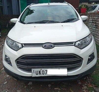 2015 Ford EcoSport 1.5 DV5 MT Titanium Optional in Dehradun