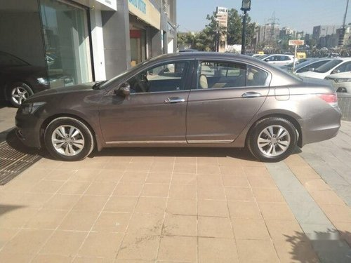 Used 2013 Honda Accord 2.4 A/T for sale in Ahmedabad