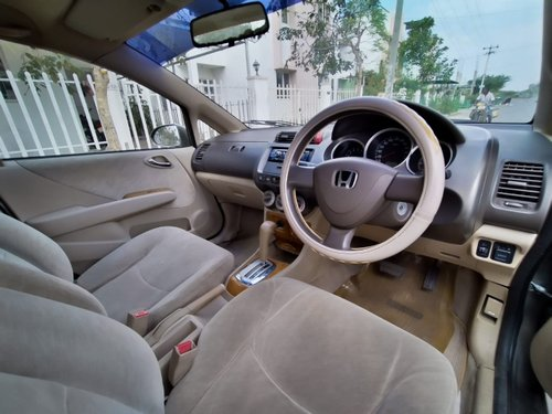 Honda City ZX 2007 Automatic Single owner