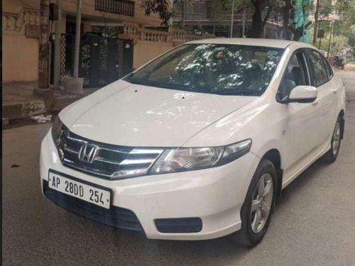 Used 2009 Honda City MT for sale in Secunderabad-0