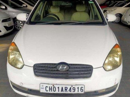 Used Hyundai Verna 2007 MT for sale in Panchkula