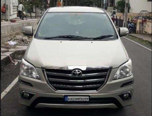 Used Toyota Innova 2.5 VX 7 STR 2015 MT for sale in Nagar