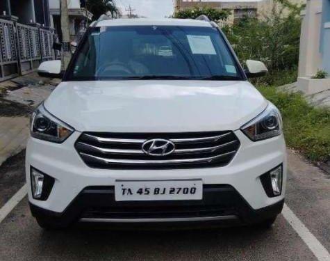 Used Hyundai Creta 2016 MT for sale in Pudukkottai