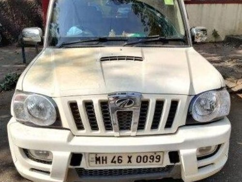Used Mahindra Scorpio 2013 AT for sale in Mumbai