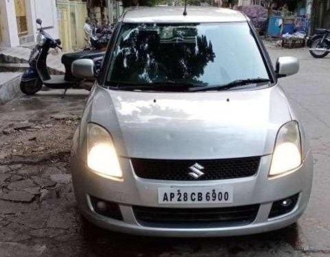 Used 2009 Maruti Suzuki Swift AT for sale in Guntur