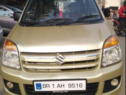 Used 2008 Maruti Suzuki Wagon R MT for sale in Patna