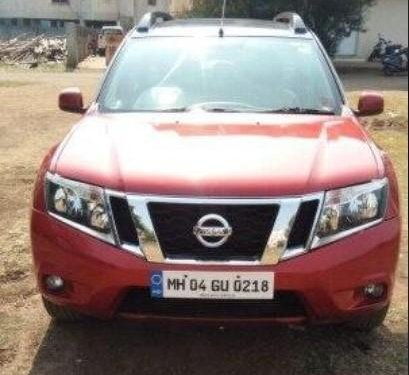 Used Nissan Terrano 2014 MT for sale in Nashik
