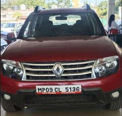 Used 2012 Renault Duster MT for sale in Bhopal