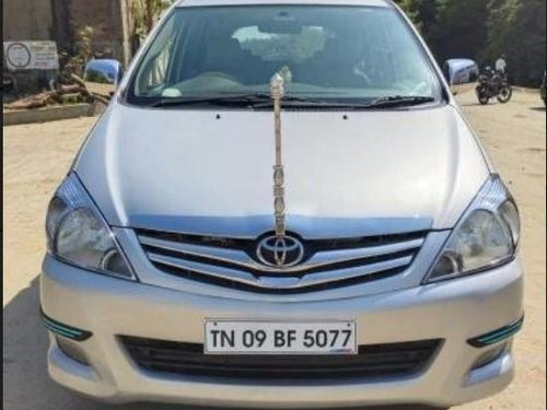 Used Toyota Innova Crysta 2016 MT for sale in Chennai