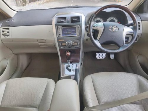 Used 2011 Toyota Corolla Altis AT for sale in Bangalore