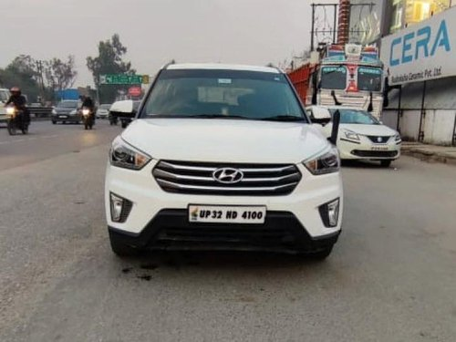 2016 Hyundai Creta 1.6 CRDi SX Option MT in Lucknow