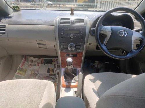 Used Toyota Corolla Altis G 2009 MT for sale in Bangalore