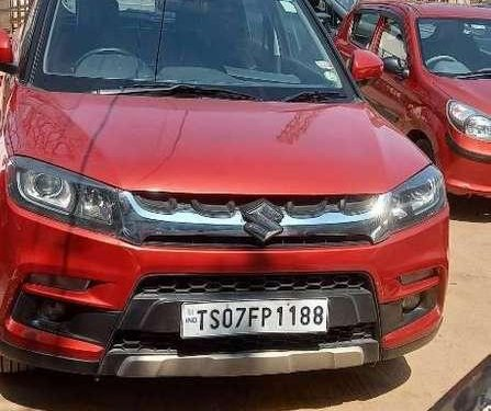 Used 2017 Maruti Suzuki Vitara Brezza ZDi MT in Hyderabad