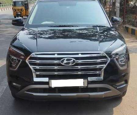 Used 2020 Hyundai Creta 1.6 EX Petrol MT for sale in Visakhapatnam