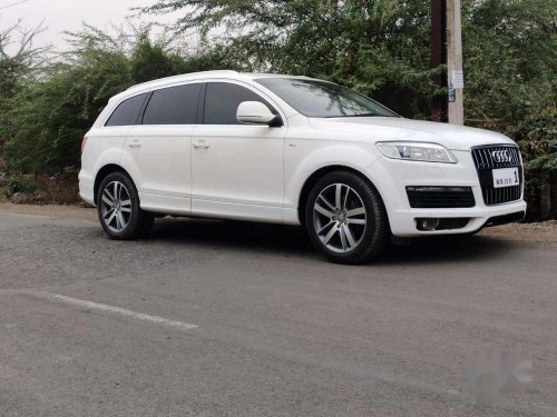 Used Audi Q7 3.0 TDI quattro 2008 MT for sale in Sangli -3