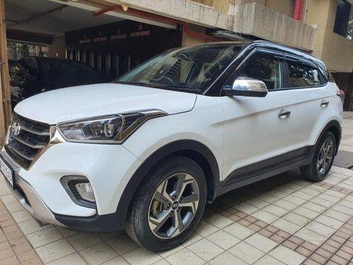 Used 2019 Hyundai Creta MT for sale in Mumbai
