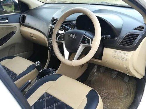 Used Hyundai Verna 1.6 SX 2012 MT for sale in Vadodara