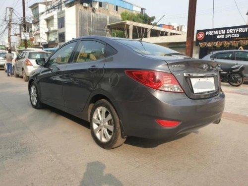 2012 Hyundai Verna 1.6 CRDI MT for sale in Indore