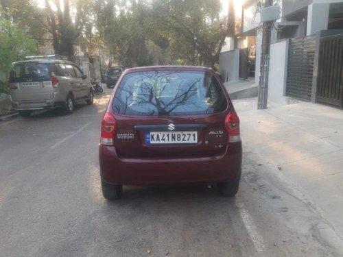 Used Maruti Suzuki Alto K10 2010 MT for sale in Bangalore