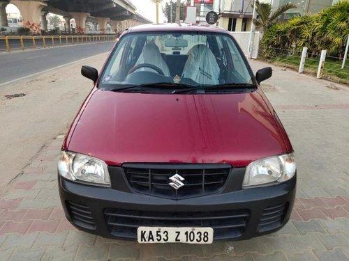 Used 2011 Maruti Suzuki Alto MT for sale in Bangalore