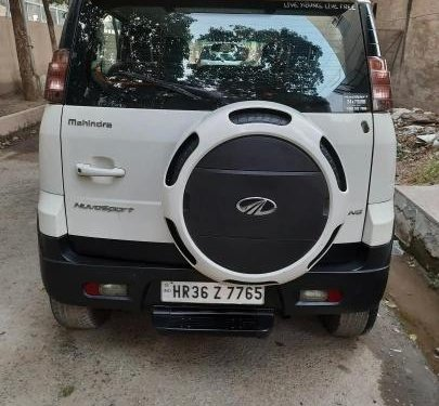 Used Mahindra NuvoSport N8 2016 MT for sale in Chandigarh