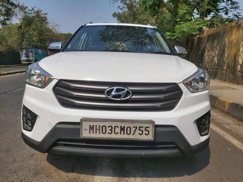 Hyundai Creta 1.6 VTVT E Plus 2017 MT for sale in Mumbai