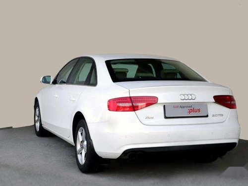 Used Audi A4 2014 AT for sale in Hisar