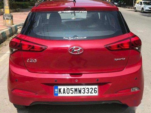 Used Hyundai Elite i20 Sportz 1.2 2017 MT for sale in Nagar