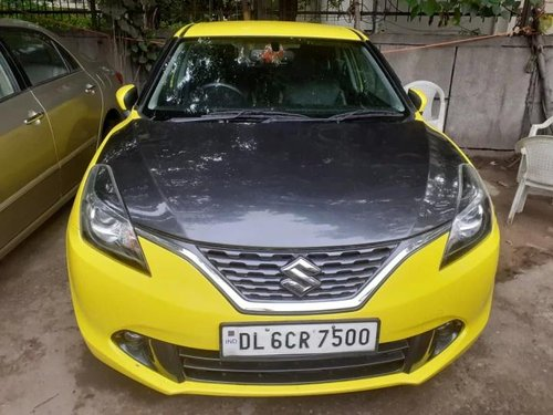Used Maruti Suzuki Baleno 2018 MT for sale in New Delhi -4