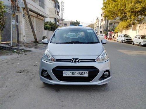 Hyundai Grand i10 1.2 CRDi Magna 2017 MT in New Delhi