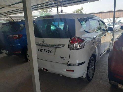 Used 2018 Maruti Suzuki Ertiga MT for sale in Hyderabad