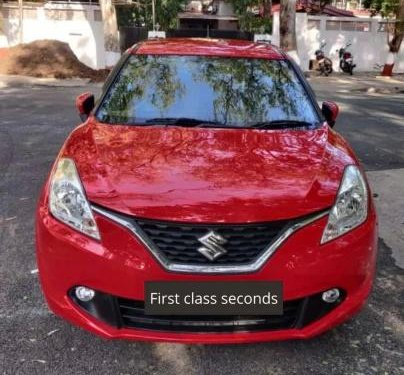 Used Maruti Suzuki Baleno 2018 MT for sale in Indore -4
