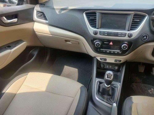 Hyundai Verna 1.6 VTVT SX 2017 MT for sale in Hyderabad