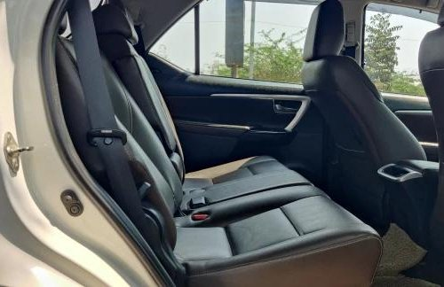 Toyota Fortuner 2.8 2WD MT 2018 MT for sale in Hyderabad