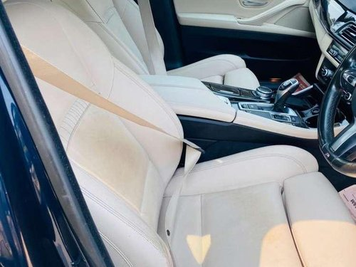 Used 2015 BMW 5 Series 530d AT for sale in Thane
