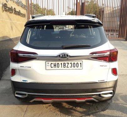 Used 2019 Kia Seltos MT for sale in New Delhi