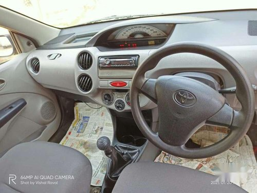 Used 2011 Toyota Etios Liva MT for sale in Ahmedabad