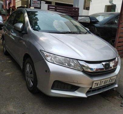 Used Honda City i-VTEC SV 2014 MT for sale in Chennai