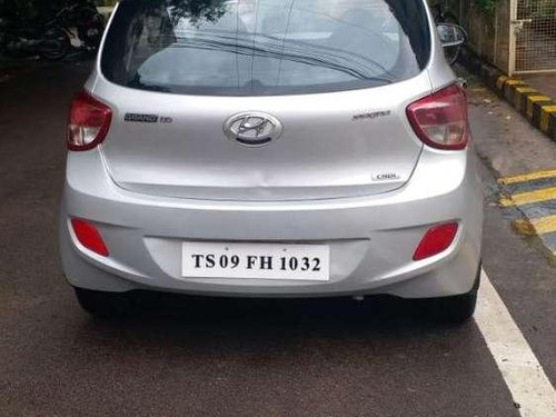 Used Hyundai Grand i10 2016 MT for sale in Hyderabad