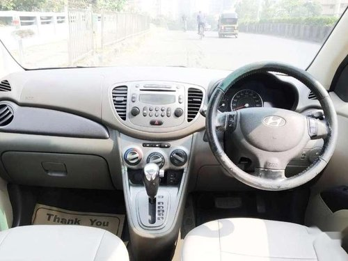 Used Hyundai i10 2011 AT for sale in Mumbai
