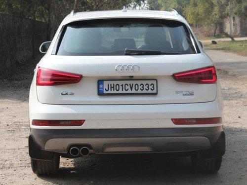 2018 Audi Q3 35 TDI Quattro Technology AT in Gurgaon