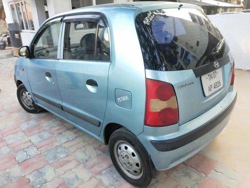 Used Hyundai Santro Xing XK eRLX EuroIII 2007 MT in Chennai