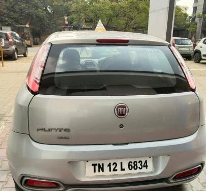 Used 2015 Fiat Punto MT for sale in Chennai