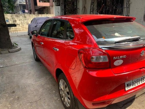 2018 Maruti Suzuki Baleno Zeta MT for sale in Mumbai